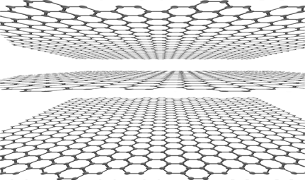 layered graphene sheets